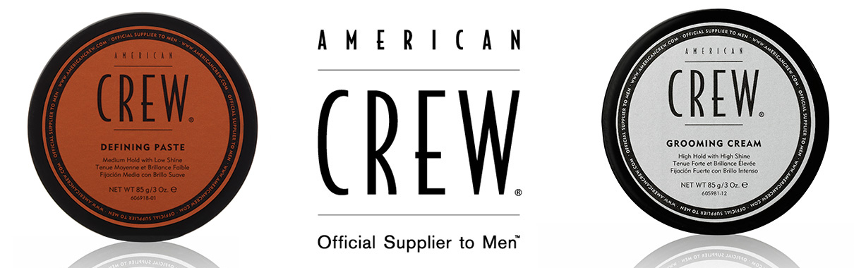ChristiaanCoiffures - AmericanCrew